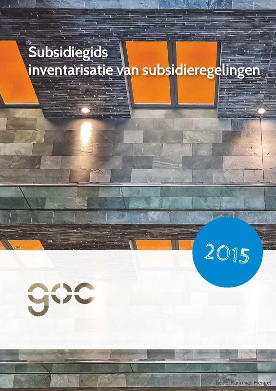 Subsidiegids 2015